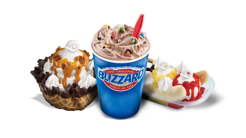 DQ Getting Employees Treadmills, Because Ice Cream