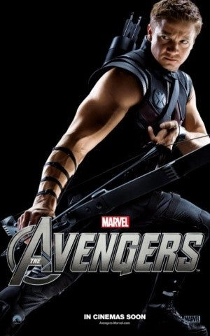 The Avengers Character Posters