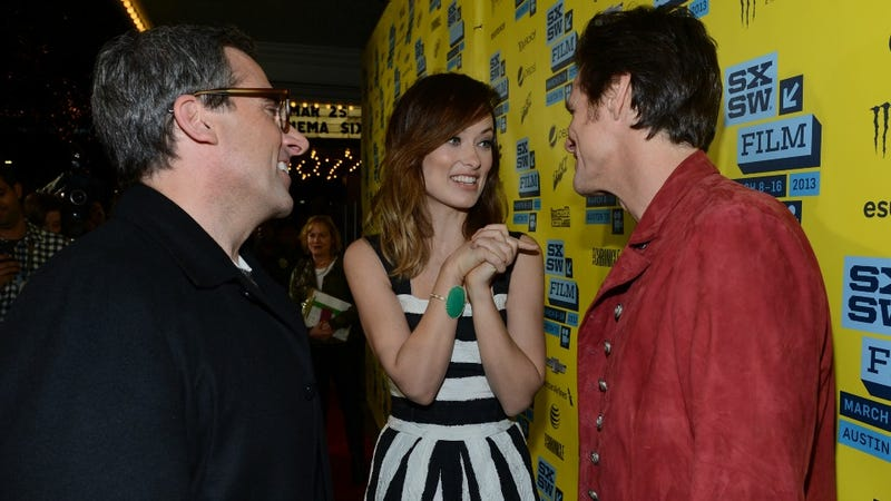 Olivia Wilde's Psyched About This Clown Sandwich