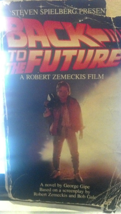 Is the novelization of Back to the Future a literary masterpiece? Shockingly, no.