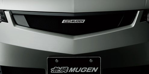 2009 Honda Accord Tuned By Mugen For JDM