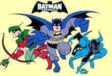 Batman Teams Up With Yoda, On Cartoon Fridays