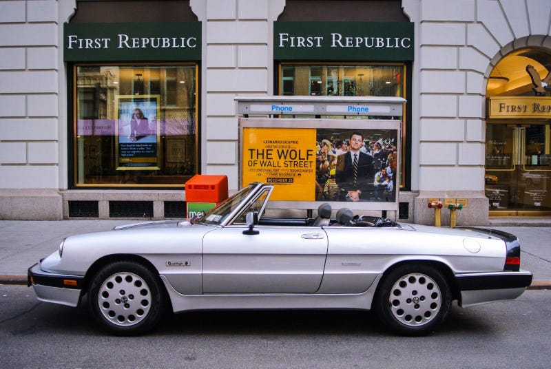 "You Can Own The ""Most Visible"" Alfa Romeo In The World"