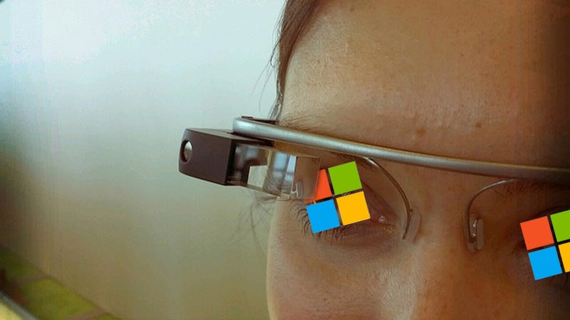 WSJ: Microsoft Is Working on Its Own Version of Google Glass