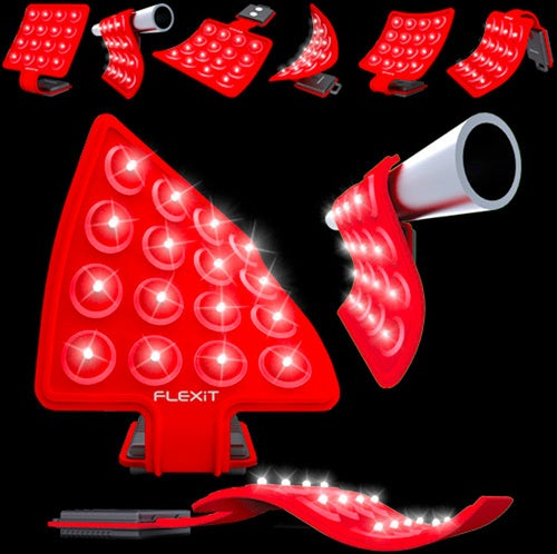 Flexible LED Mat Can Bend and Fold for Any Emergency Lighting Situations