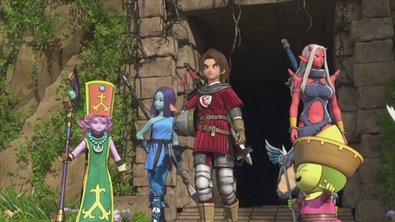 Dragon Quest X: The Kotaku East Live Stream [Completed]