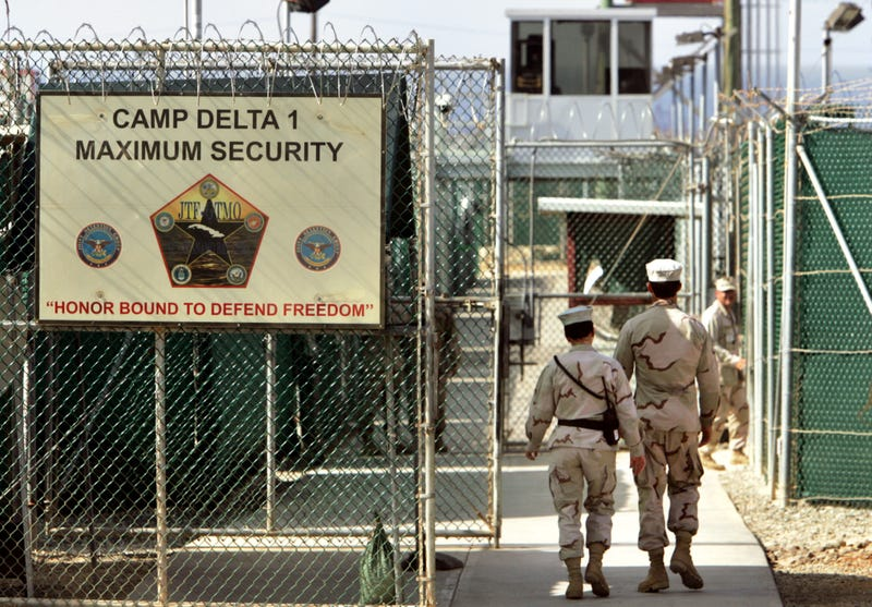 Congress Just Quietly Took a Big Step Toward Closing Guantanamo