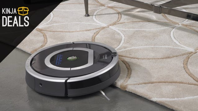 Save $230 On This High End Roomba, and Never Vacuum Again