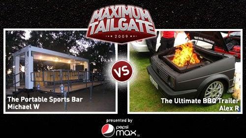 Choose The Winner of the Maximum Tailgate Gadget Contest