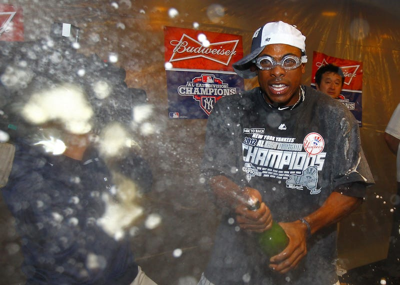 Curtis Granderson Will Get His Eyes Checked Because There Needs To Be A Reason People Understand