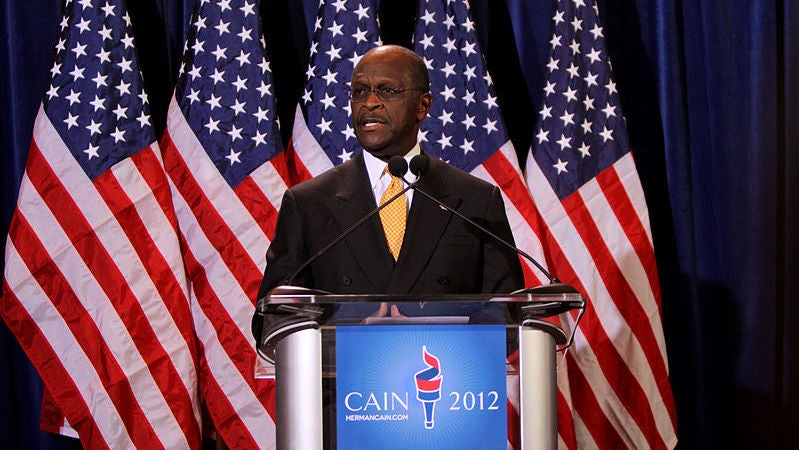 Here's Why Former Presidential Candidate Herman Cain Was So Obsessed With A Pokémon Song