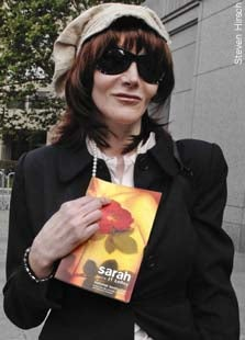 "Laura ""JT Leroy"" Albert Wants To Pose For Playboy"