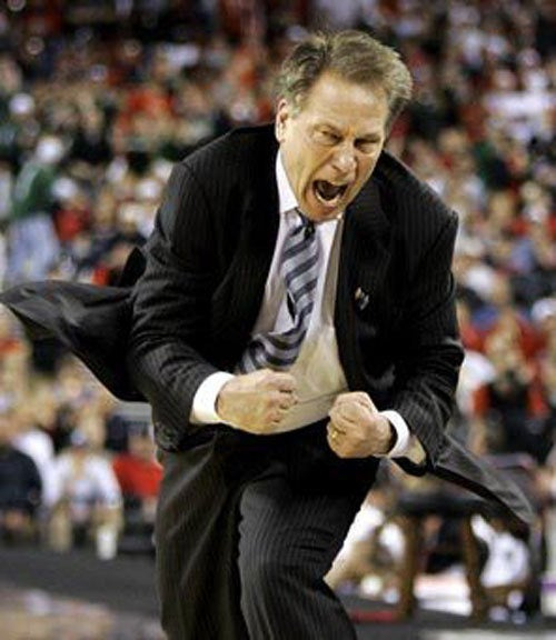 "Tom Izzo: Spartan ""For Life"""