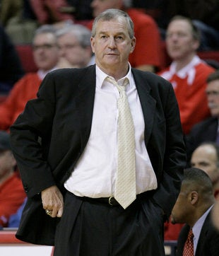 Jim Calhoun In Hospital, Will Not Coach Today