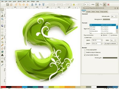 Manipulate Vector Images with Open Source Inkscape