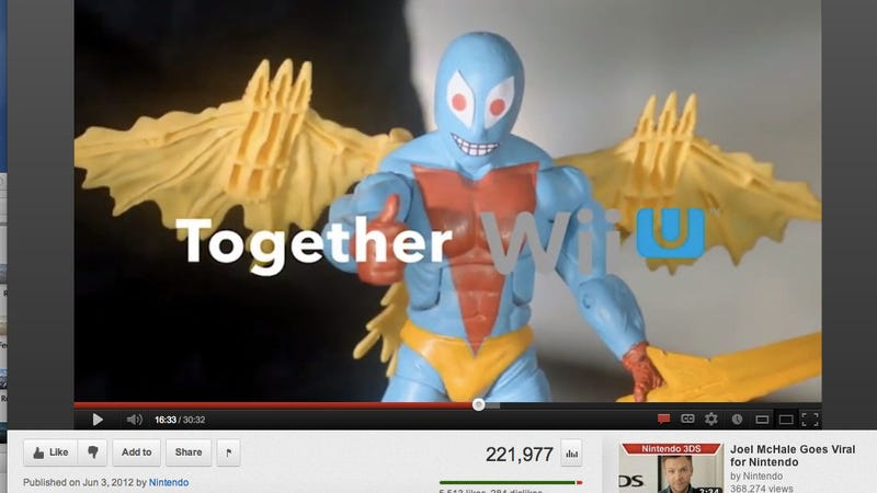 We Called it In March: Nintendo Loves the Word 'Together'