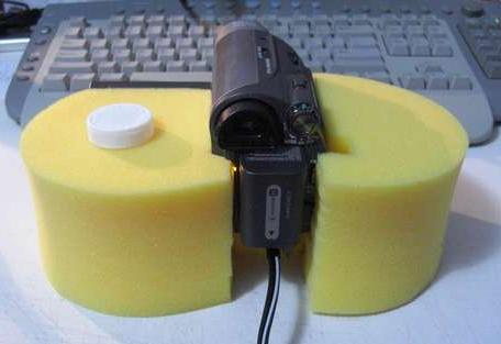 DIY Car Dash Camera Mount