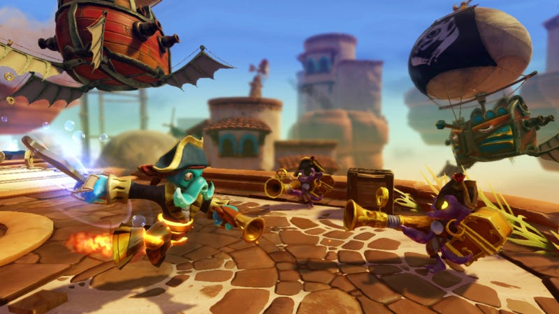 There's Skylanders: Swap Force Gameplay Footage Here, and It's Lovely