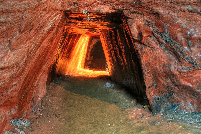 Journey Underground to These Eye-Poppingly Incredible Old Mines