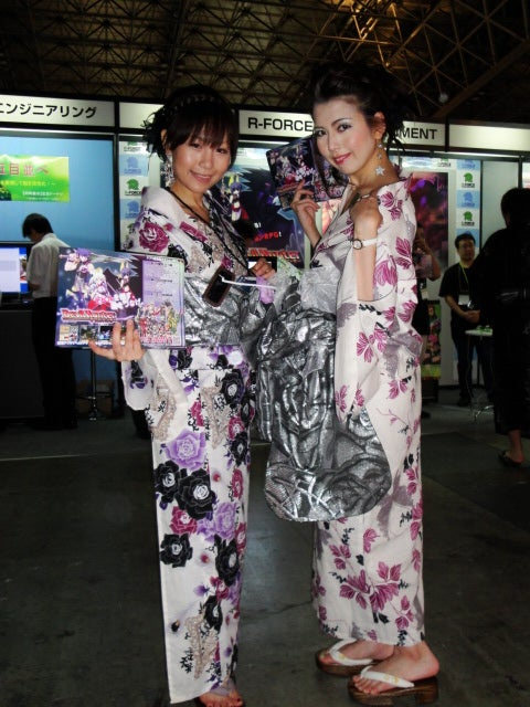 Your TGS Booth Companions