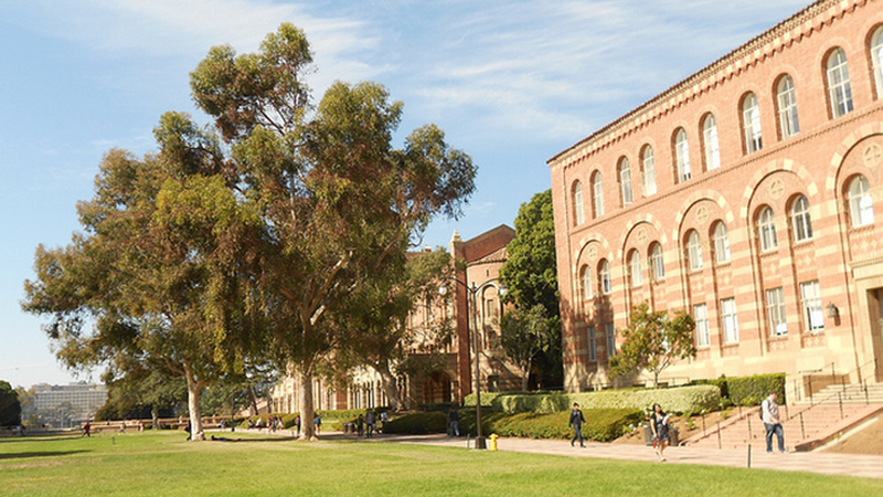 Racist UCLA Students Won't Stop Posting Signs Calling Asian Women 'White-Boy Worshipping Whores'