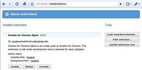 Extension Manager Makes Chrome Add-Ons Less Annoying