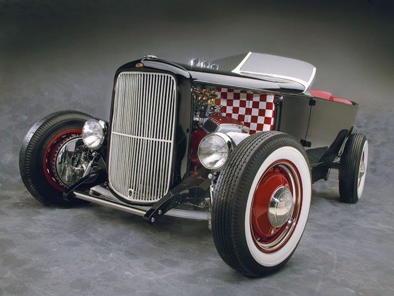 Overhaulin'-Built 1930 Ford Model A On Craigslist For $75K
