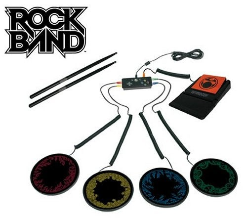 Mad Catz Launch Porta-Drums For Rock Band