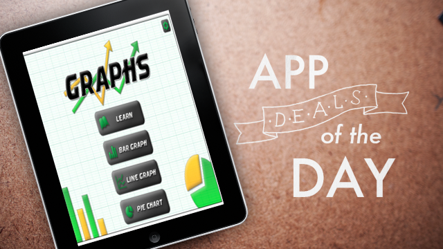 Daily App Deals: Get Graphs for iOS for Free in Today's App Deals