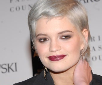 Gray Hair Is Totally In...If You're A British Hipster Under The Age Of 25