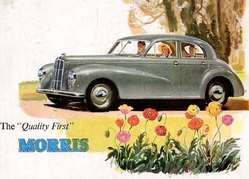 The Dilemma Facing British Car Shoppers In 1951: Alvis, Bristol, or Land Rover?