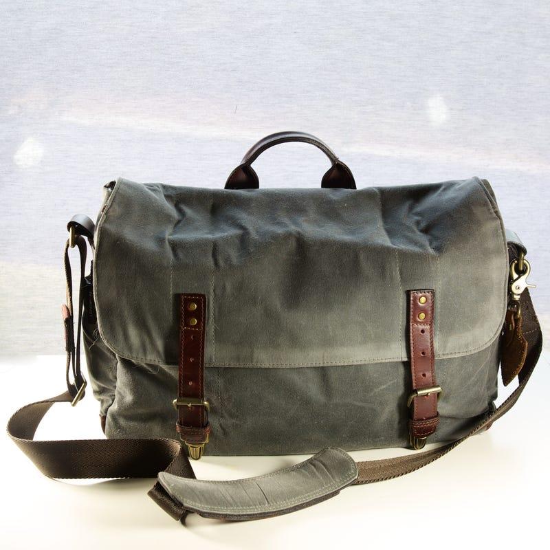 The Tech Commuter's Go Bag