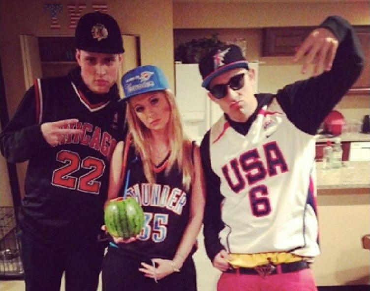 """Fraternity Suspended For Whitest MLK """"Black Out"""" Party Ever"""