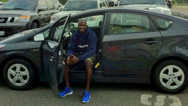 COTD: If Chad Ochocinco drives a Prius, why can't I edition