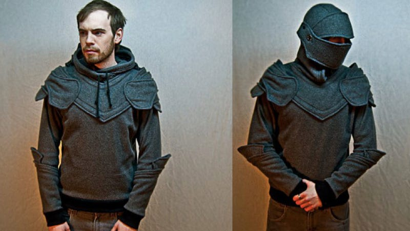 The Perfect Hoodie for Your Next Attempt to Take the Iron Throne