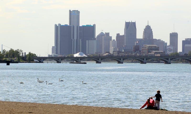 The Detroit River Is Full Of Luxury SUVs, Tasty Fish