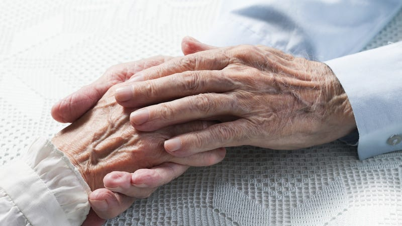 Your Morning Cry: After 70 Years Together, Couple Dies 15 Hours Apart