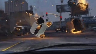 <em>GTA V's</em> traffic jam gets so insane it's hilarious