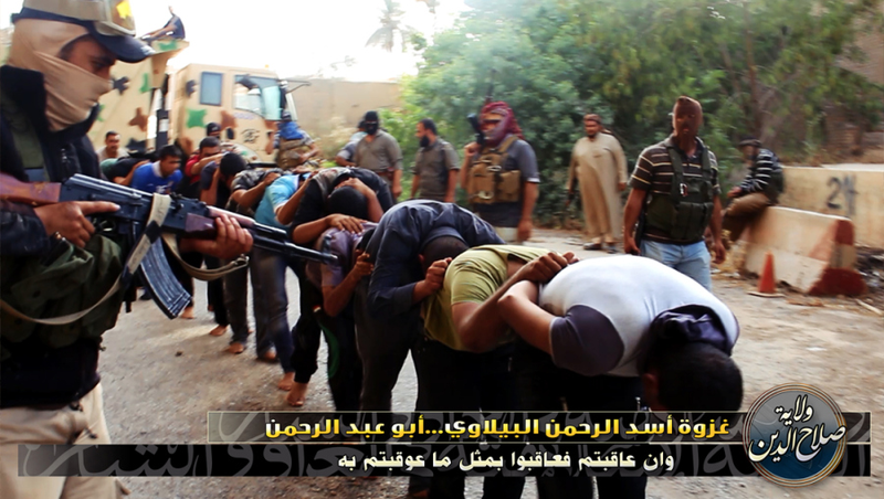 U.N. Says ISIS Massacred Hundreds in Ethnic Cleansing Push in Iraq