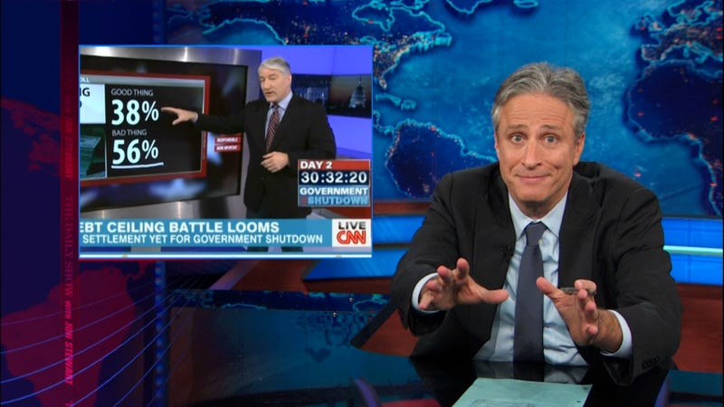 The Daily Show's Latest CNN Takedown Is a Very Good Thing