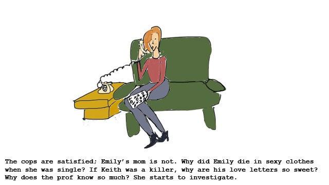 "Lifetime Movie Cartoons: ""Like Mother, Like Daughter"""