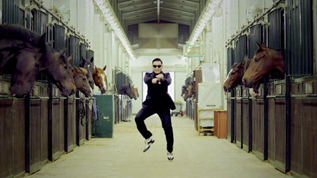"People in China Are Being Buried...to ""Gangnam Style"""