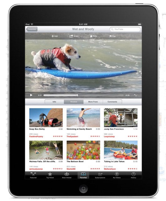 How the iPad Is Already Reshaping the Internet (Without Flash)