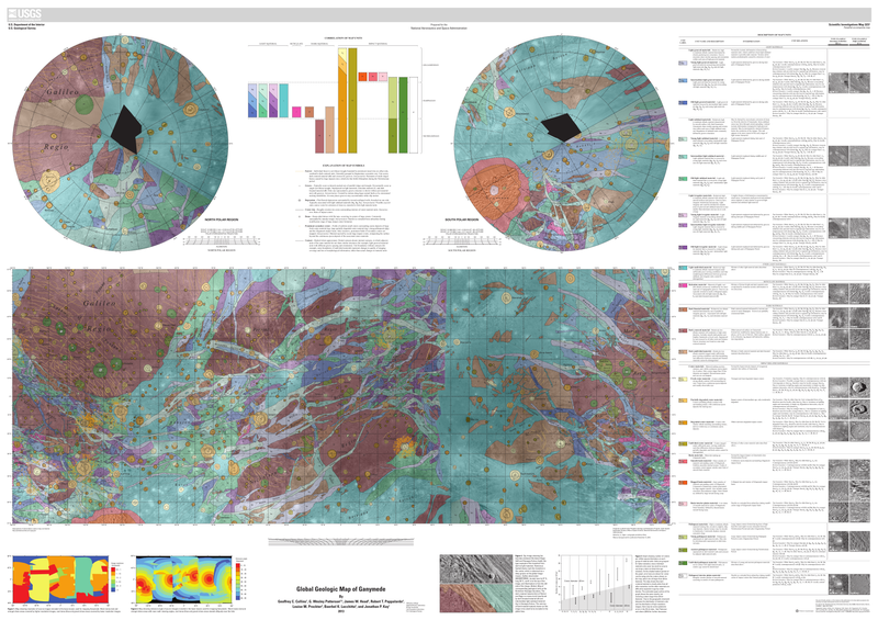 A Second Look at the First Geological Map of Ganymede