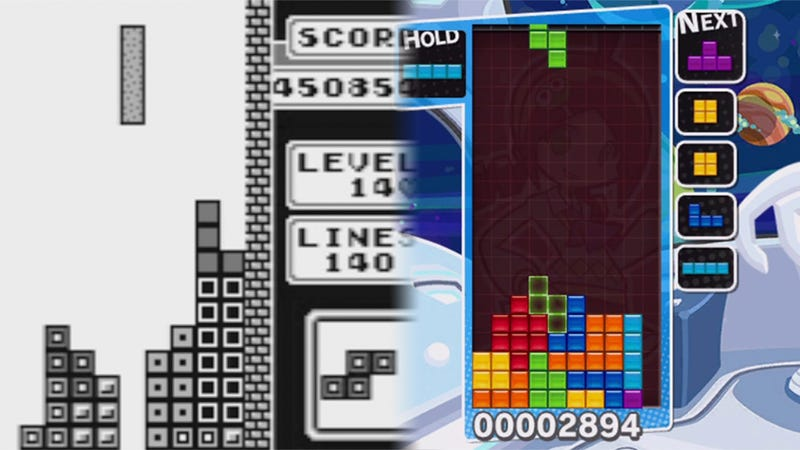 The Evolution of the Tetris Song from 1987 to Today