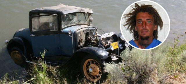 Ford Model A Earns Five Stars In Hobo Crash Test