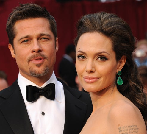 Angelina Wants Brad To Be SuperDad