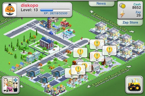 We City Is a Farm Game Without All the Damn Farming