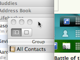 Command-Click to Move Background Windows in OS X