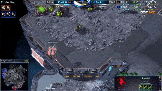 High Level Starcraft II Play Starts Here